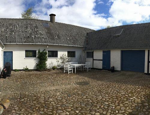 Firlænget gård, Højledsvej